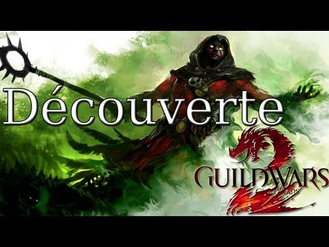 Guild Wars 2 : Beta gameplay découverte - Norn Necromancer