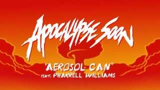 Major Lazer ft. Pharrell Williams - Aerosol Can
