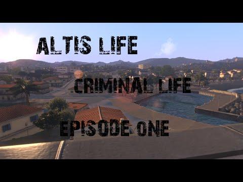 Altis Life Criminal Life   Ep. 1   Hostage Situation