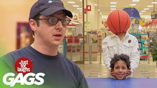 Funny Video – TOP 5 PRANKS | NBA Special