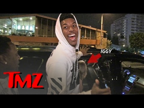 Nick Young On Iggy Azalea's Ass -- 'What I'm Gonna Do with This Shouldn't Be Legal' | TMZ thumbnail