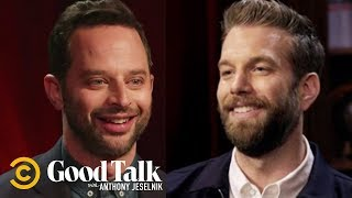 Why Is Nick Kroll So Obsessed with Puberty? - Good Talk with Anthony Jeselnik