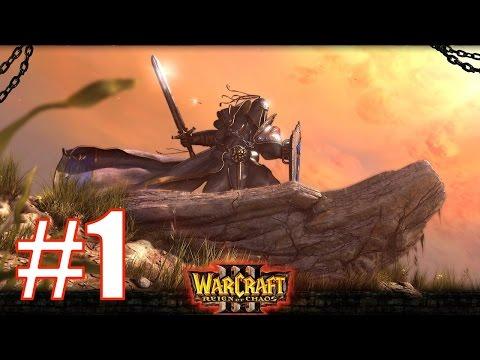 Русское прохождение Warcraft 3: Reign of Chaos - Эпилог: Глава 1. В погоне за видением и 2. Отплытие