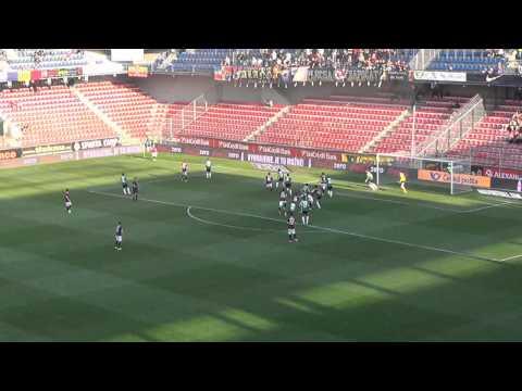AC Sparta Praha - FK Baumit Jablonec 4:0
