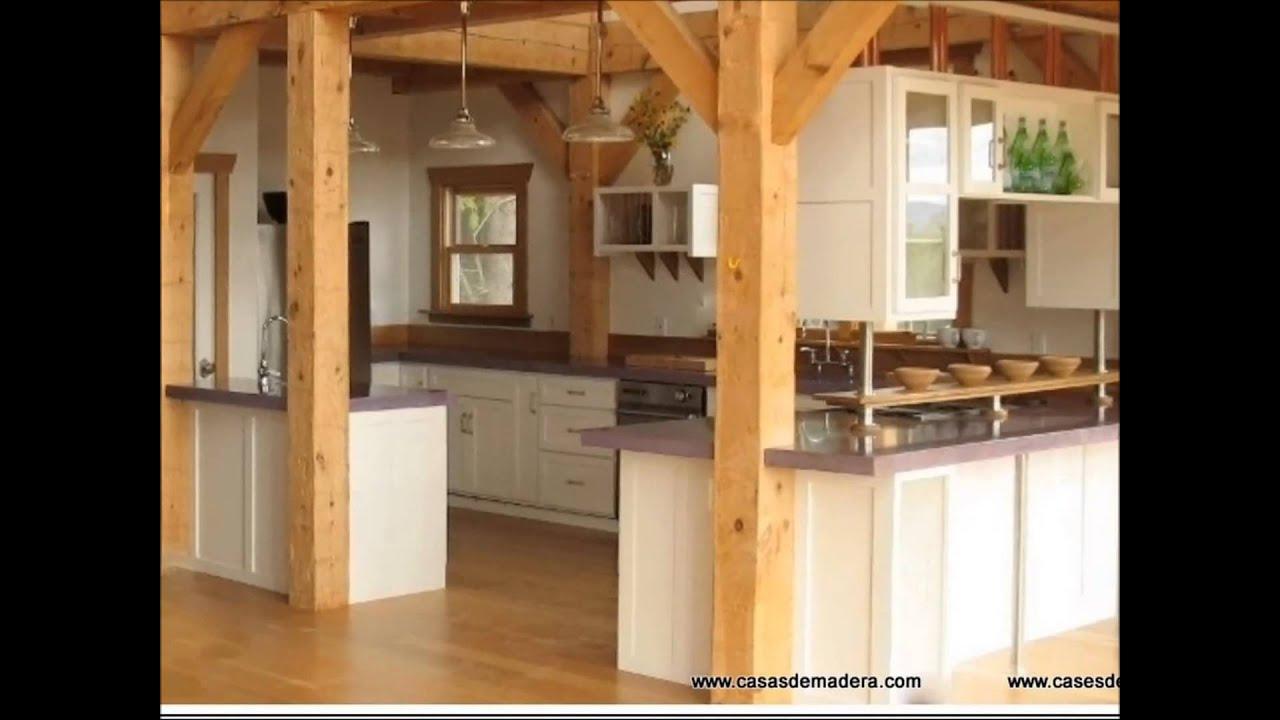 Galer a de fotos cnh casas de madera youtube - Youtube casas de madera ...