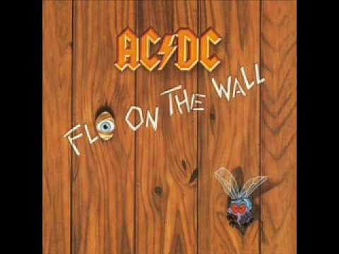 AC/DC - ALBUM - Fly On The Wall