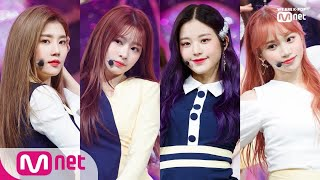 [IZ*ONE - VIOLETA] MCD PREMIERE SHOWCASE Stage | M COUNTDOWN 190404 EP.613