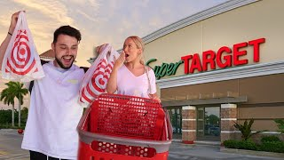 BRITISH COUPLE GO TO TARGET FOR THE FIRST TIME! USA TRAVEL VLOG | ELLE DARBY