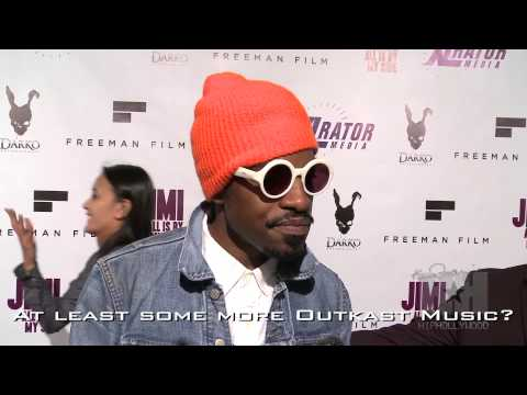Exclusive: André Benjamin Has No Plans for More Outkast Music