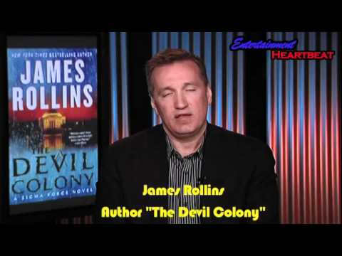 """""""The Devil Colony"""" Controversy -- According to Author James Rollins"""