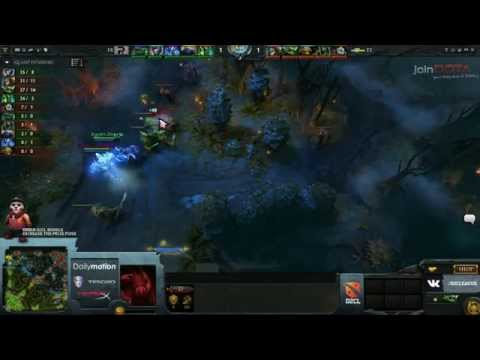 Team Tinker vs Power Rangers Game 1   Dota 2 Champions League EU Final DotaCapitalist  NahazDota