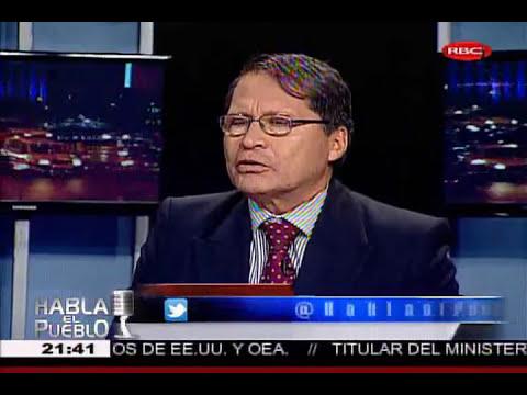HABLA EL PUEBLO DEBATE SOBRE PENA DE MUERTE EN EL PERÚ (1/3) 20-11-13