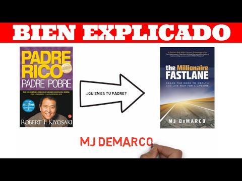 THE MILLIONAIRE FASTLANE | EL CARRIL RÁPIDO DEL MILLONARIO DE MJ DEMARCO | RESUMEN ANIMADO