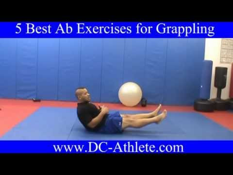 5 Best Ab Exercises for Grappling Image 1