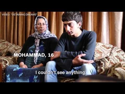 Palestinian Children: Taken, Arrested, and Assaulted