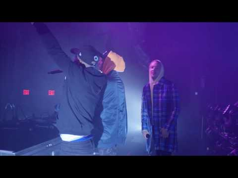 Cashmere Cat, Major Lazer & Tory Lanez – 'Miss You' Live In NYC
