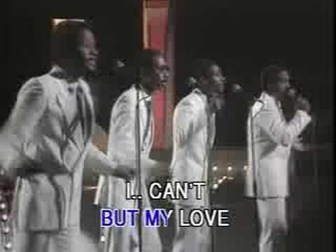 Stylistics - Cant Give You Anything But My Love