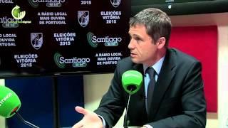 Júlio Mendes: «A minha ambição é a Liga dos Campeões»