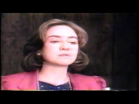 Hillary Clinton commodities Trading scandal April 10 1994-60 mins