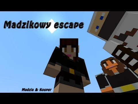Minecraft Escape #5: Madzikowy Escape + Madzik89 !