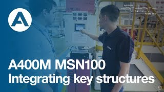 2. How to build an A400M - Integrating key structures