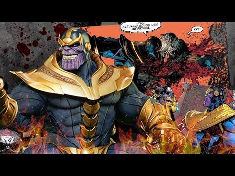 Топ 10 Ужасных Поступков Таноса