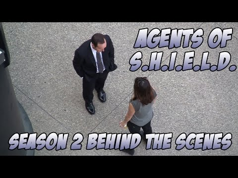 Marvel's Agents of S.H.I.E.L.D. Season 2 Behind the Scenes (Part 2) - SPOILERS