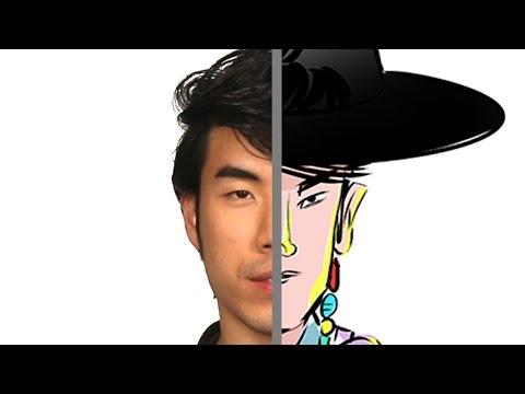 Men Get Drawn As Disney-Inspired Princes