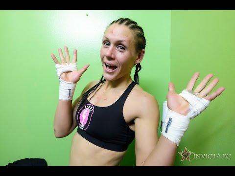 Invicta FC 10: DeAnna Bennett Post Fight Interview