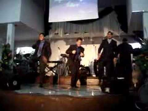 Coreografias cristianas la luz , pisadas del maestro.EFESO