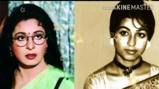 চিত্র নায়িকা শাবানা এর জীবন কিাহিনী  Figure actress Shabana's Life Story