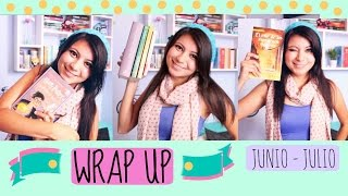 Libros del mes, Wrap up: Junio - Julio | Percy jackson, Persona normal, Harry Potter.
