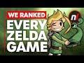 The Best Zelda Games, Ranked