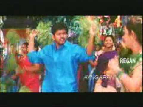Kunrathile Kumaran... Vijay Song..  Reganmix video
