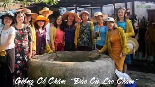 Giải Mã Bí mật giếng cổ trên đảo Cù Lao Chàm