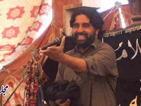 Zakir Mahkoor Hussain majlis Aza 31 march 2019 Mustafa Abad Sher Garh Okara