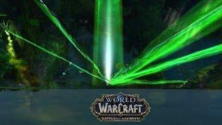 Emerald Dream - Heart of Azeroth Unlock - Rise of Azshara 8.2