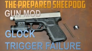 Glock 19 Trigger Failure