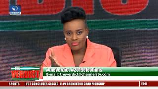 Panelists Highlight Need For INEC To Assuage Nigerians Pt.3 |The Verdict|