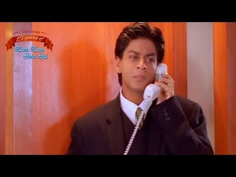 Anjali And Anjali - Comedy Scene - Kuch Kuch Hota Hai - Shahrukh Khan, Kajol, Salman Khan video