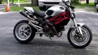2009 Ducati Monster 1100 at Euro Cycles of Tampa Bay