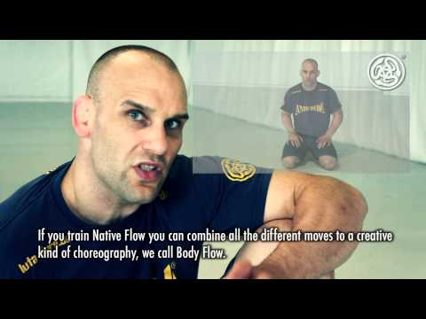 Andyconda presents his new DVD - Native Flow for MMA/Grappling