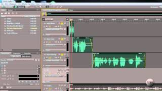 Adobe Audition 5.5 Tutorials