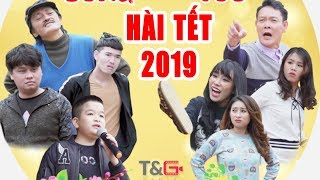 Hài Tết 2019 | Chuyện Nhà Sung Túc - Phần 2 | Giang Còi, Linh Miu Mới Nhất 2019