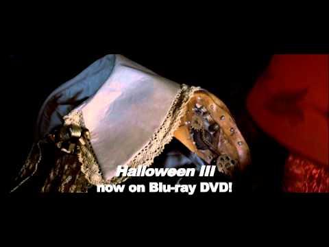 Halloween III: Creepy Robot Grandma Loses Her Head