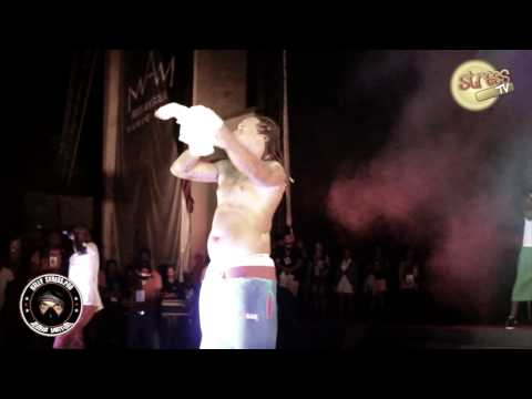 NGA Filho das Ruas Show em Luanda - Cine Atlântico - 24 11 12- Stress Tv