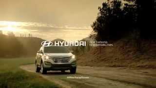 Funniest Commercials 12 - 2013 Hyundai Santa Fe New Commercial