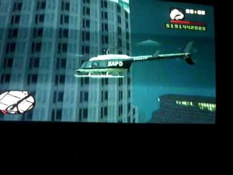 como conseguir el helicoptero de la policia en el sanandreas ps2