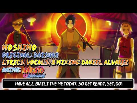 English 'moshimo' Naruto Shippuden video