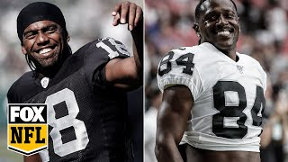 Antonio Brown to the Patriots 'could be Randy Moss all over again' | FOX NFL